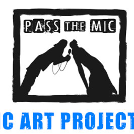 "Request For Proposals: 2014 ""Pass the Mic"" Public Art Project"