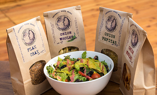 Organic Food Worx / Citizen Raw