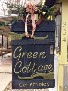 Green Cottage 334