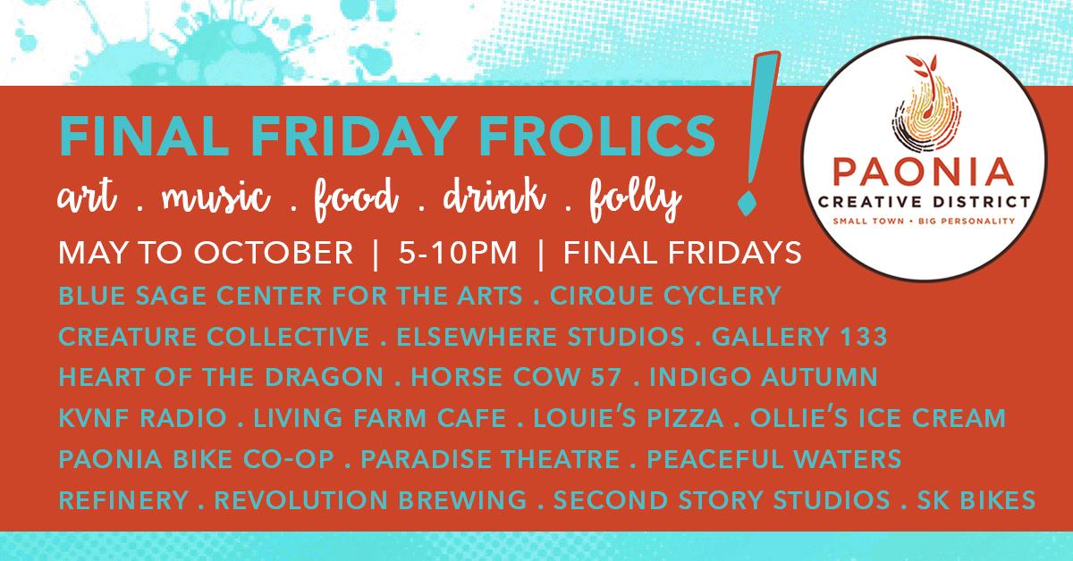 Final Friday Frolics