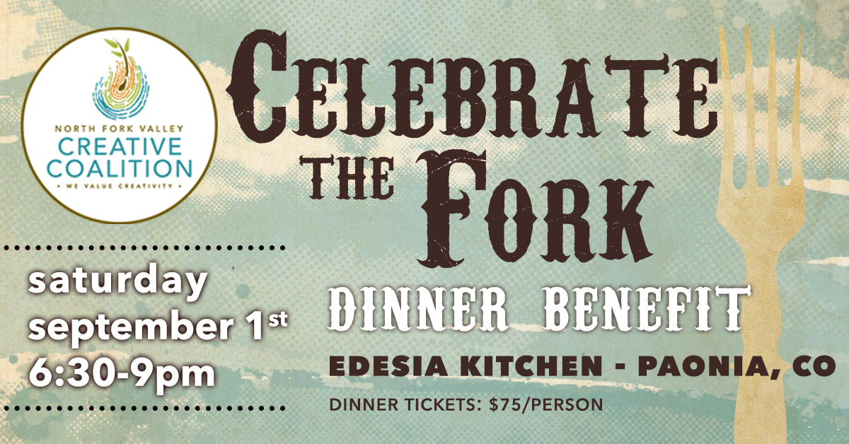 Call to Artists: 2018 Celebrate the Fork Dinner Benefit and Art Auction