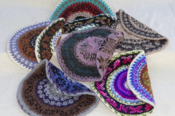Handmade Textiles from Taquile Island, Lake Titicaca, Peru