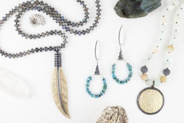 Divinely gorgeous jewelry bu Susie Lowe