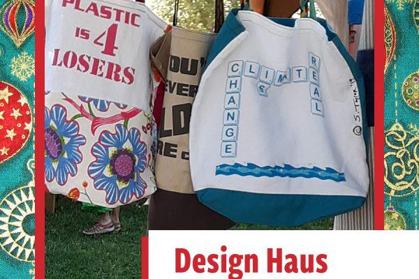DesignHausEcoBagLadySays