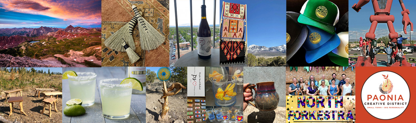 Final Saturday Street Market on Grand Ave, Paonia, CO – June 26, 2021
