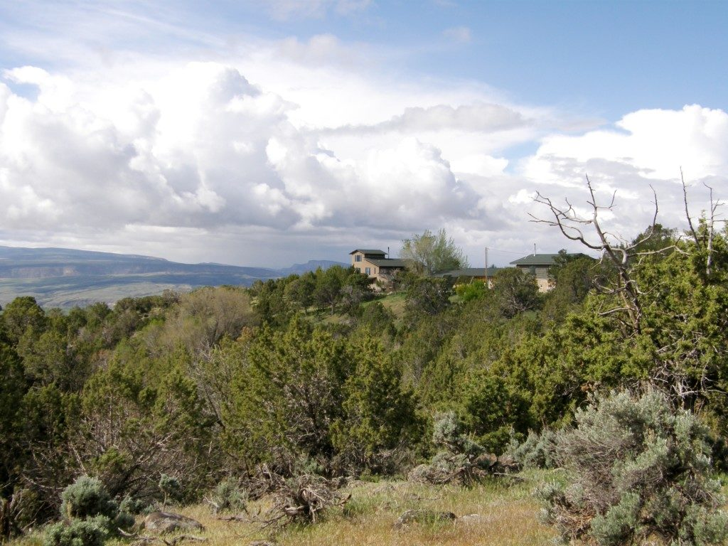 Colwell Cedars Retreat in Hotchkiss, Colorado