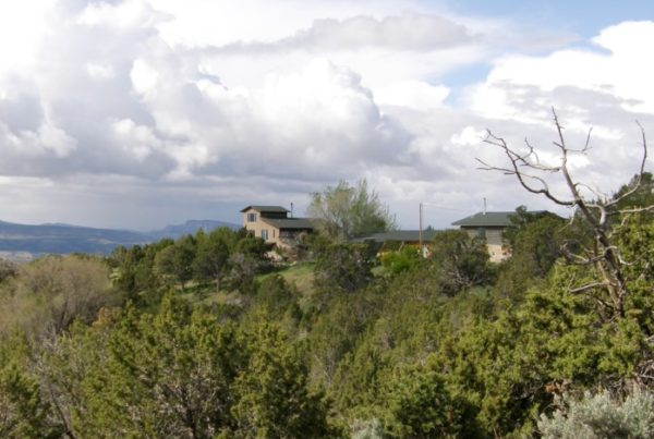 Colwell Cedars Retreat in Hotchkiss, Colorado